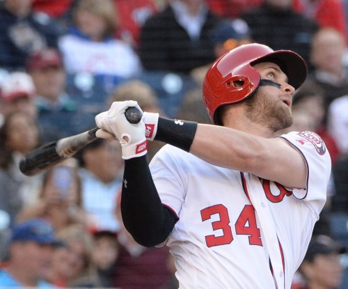 Bryce Harper ties Philadelphia HR record, keeps going deep
