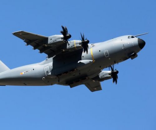 Ninth A400M Atlas transport for French air force