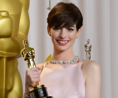 Anne Hathaway: I didn't feel happy about Oscar win
