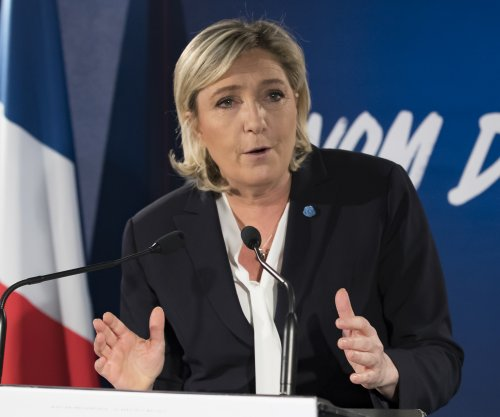 Marine Le Pen officially launches bid for French presidency