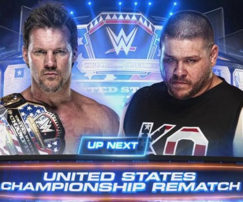 WWE Smackdown: Kevin Owens defeats Chris Jericho for U.S. title
