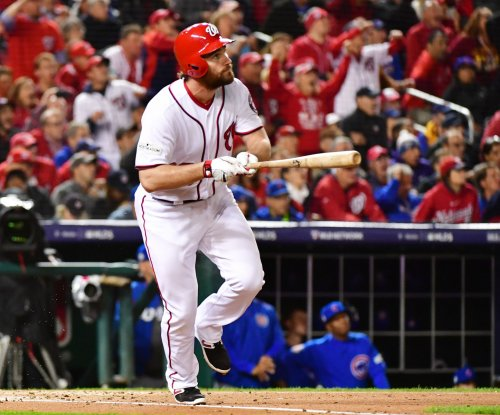 Washington Nationals 2B Daniel Murphy undergoes knee surgery