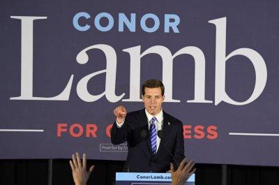 Democrat Lamb declares win in Pennsylvania, GOP to challenge