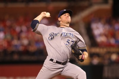 Brewers' Chase Anderson returns to start against Diamondbacks