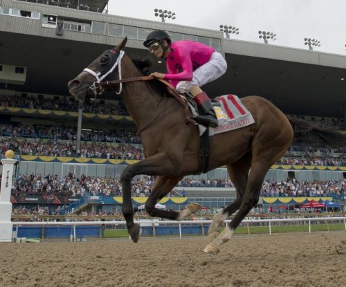 UPI Horse Racing Roundup: Wonder Gadot wins Queen's Plate