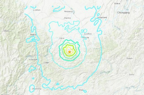 11 dead, 122 injured in magnitude-5.8 earthquake in China