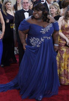 Mom: Sidibe will work despite weight