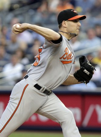 Arbitrators rule against Orioles pitcher Bergesen