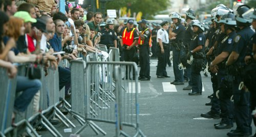 Republican National Convention protesters settle with New York City