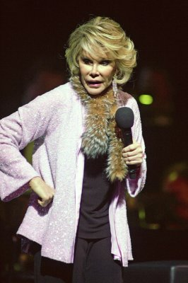 Joan Rivers' show renewed for 2nd season