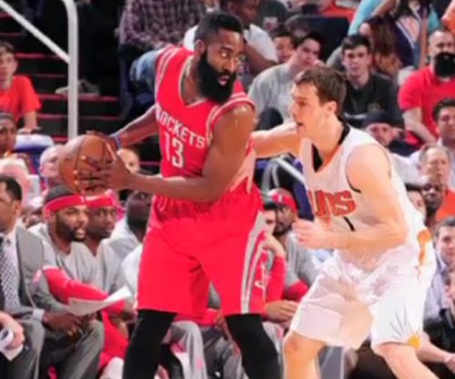 Houston Rockets rip Phoenix Suns