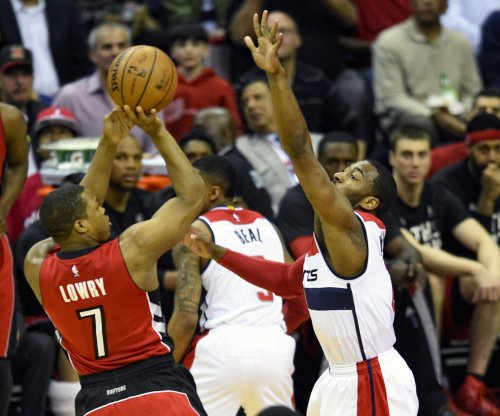 Washington Wizards sweep Toronto Raptors