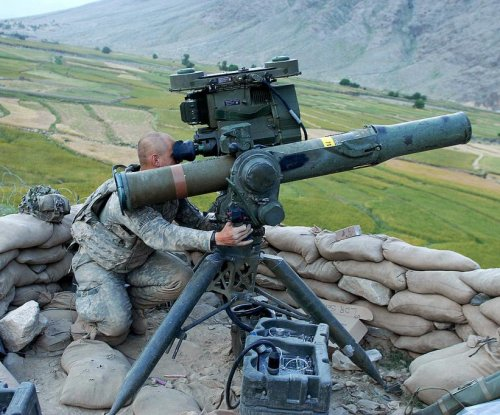 Lebanon demonstrates newly-purchased TOW-II missiles