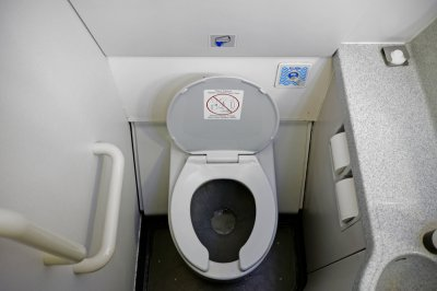 India woman injured by suspected human waste from airplane bathroom