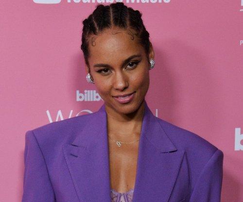 Alicia Keys says she has never argued with husband, Swizz Beatz