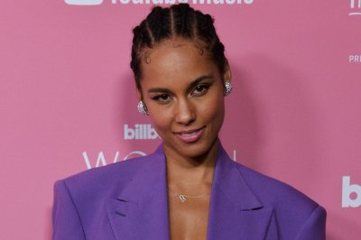 Alicia Keys says she has never argued with husband, Swizz Beatz