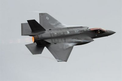 Senate bill would restrict F-35 sales to United Arab Emirates