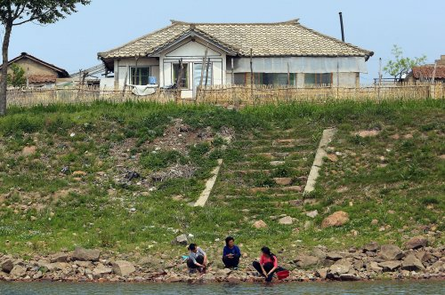Kim Jong Un directs stay-at-home moms to work fields, South's politician says