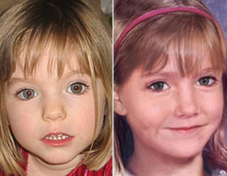 Info suggests McCann girl may be in U.S.