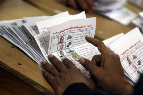 Egypt: Ballot confirmation sparks protest