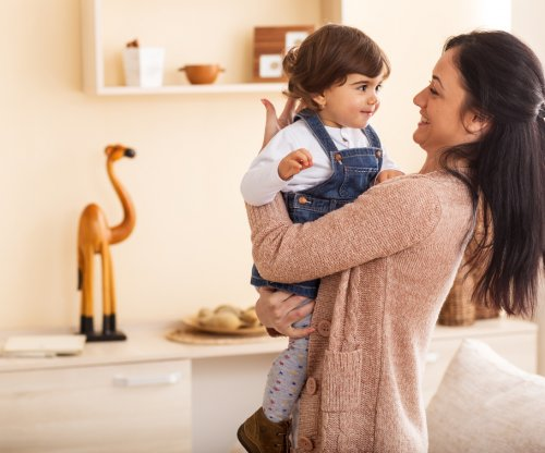 A mother's baby talk isn't easier to understand