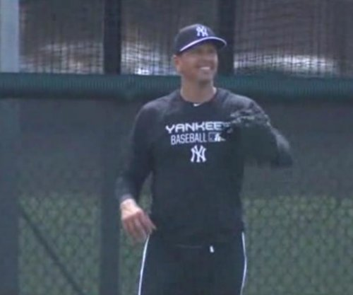 A-Rod out of classroom, arrives at spring training early