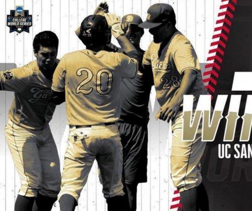 College World Series: Ryan Cumberland lifts UC Santa Barbara
