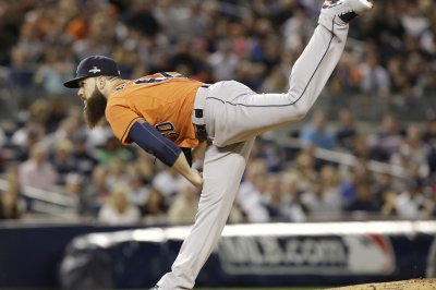 Houston Astros LHP Dallas Keuchel to miss two starts, possibly rest of season