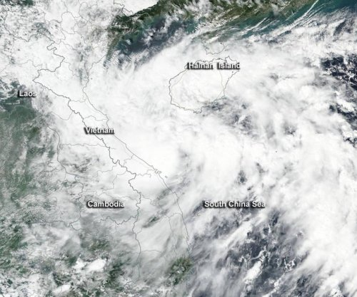 Tropical cyclone Aere reborn: 'Zombie storm' headed for Vietnam
