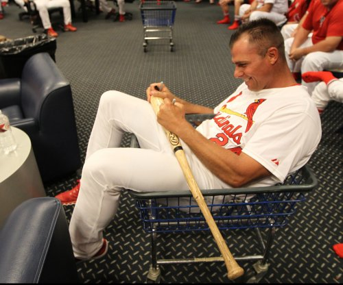 Rick Ankiel admits to drinking vodka before two starts