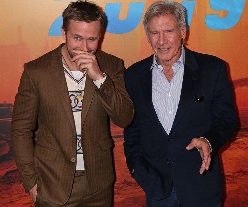 Ryan Gosling giggles through 'SNL' again; Emma Stone has a cameo