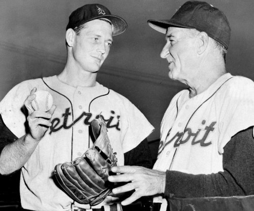 Former Detroit Tigers pitcher Frank Lary, 'The Yankee Killer,' dies at 87