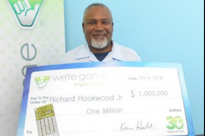Lottery winning streak leads to $1 million jackpot