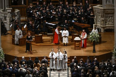 20 years after death, Matthew Shepard's ashes interred at National Cathedral