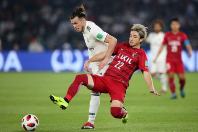Real Madrid's Gareth Bale scores thrice in Club World Cup semis