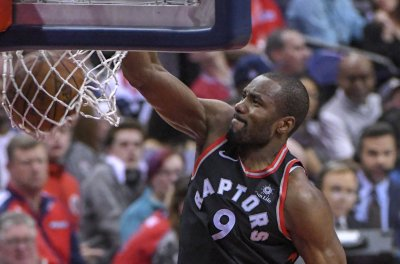NBA suspends Serge Ibaka, Marquese Chriss for fight