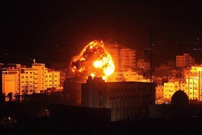 Hamas, Israel continue fighting despite reports of a cease-fire