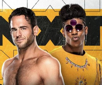 WWE NXT: Velveteen Dream takes on Roderick Strong