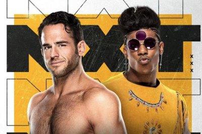 WWE NXT: Velveteen Dream takes on Roderick Strong