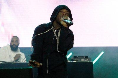 Lil Uzi Vert's 'Eternal Atake' tops the U.S. album chart