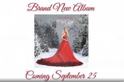 Carrie Underwood to release first Christmas album in September