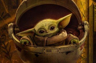 'The Mandalorian': Baby Yoda appears in Season 2 poster