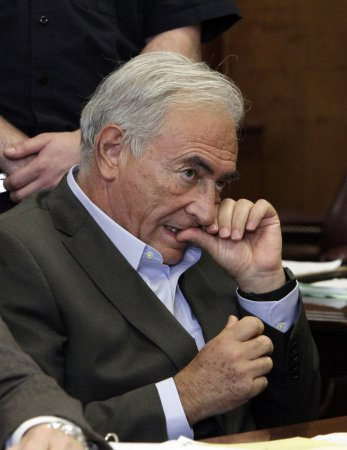 Judge drops DSK's 'Hail Mary pass'