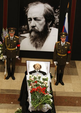Alexander Solzhenitsyn -- an appreciation