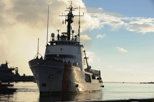 'Hook, Line and Sinker' costs Coast Guard $150K