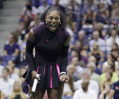 Injured Serena Williams stunned in U.S. Open semifinals