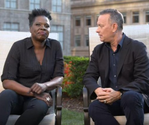 Leslie Jones asks Tom Hanks what outer space is like in 'SNL' promo