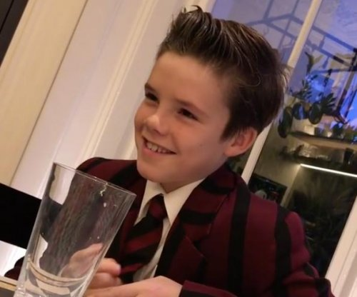 Cruz Beckham releases first single 'If Every Day Was Christmas' for charity