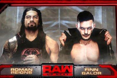 WWE Raw: Roman Reigns, Finn Balor collide, Fatal 5-Way match announced