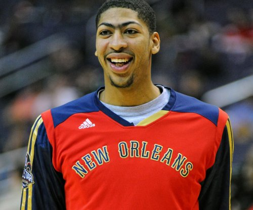 Celtics get to dream of Davis during Pelicans' visit